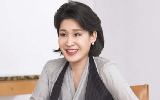 Shinsegae Department Store head Chung Yoo-kyung eyes W2tr club