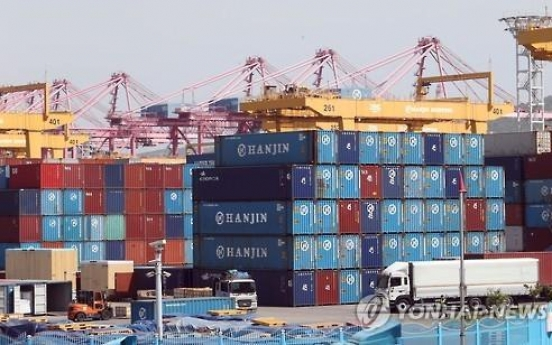 Korea, US discuss cargo disruption over Hanjin crisis