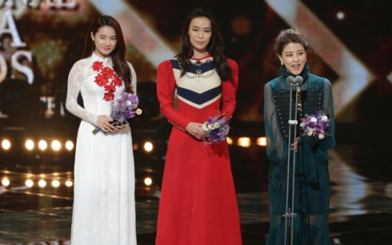 British-American TV series wins top prize in Seoul Drama Awards