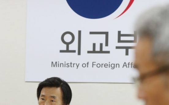 Stronger sanctions necessary against N. Korea: foreign minister