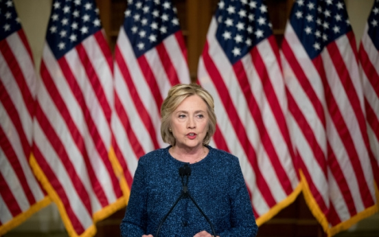 Clinton: Time for 'rethinking' of US approach to North Korea