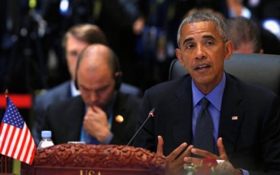Obama warns of new sanctions after N. Korea nuclear test