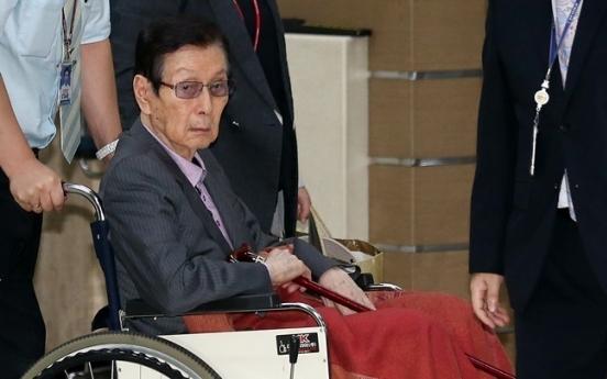 Lotte probe zeroes in on chairman