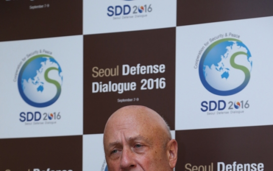 [INTERVIEW] US expert urges bigger role for China in NK nuke tensions