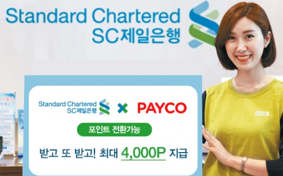 SC Bank, Payco offer points swap service