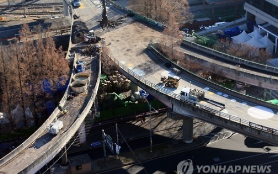 City to remove more overpasses for pedestrian-friendly streets