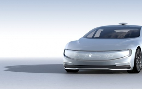 LG Chem likely to supply batteries for Faraday Future