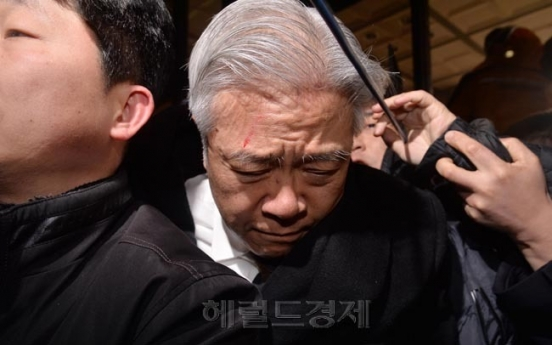 Court declares former chair of Tong Yang Group bankrupt