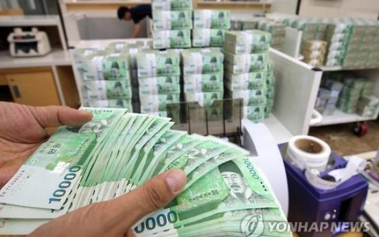Korea's underground economy larger than OECD peers: research