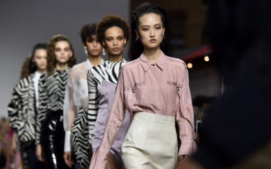 Topshop debuts faster buying at London Fashion Week