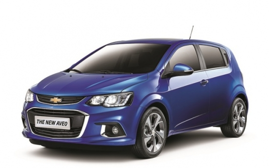 GM Korea to sell 10 Chevrolet Aveo compacts online