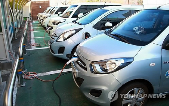 Korea pushes to develop high capacity secondary cells for electric cars
