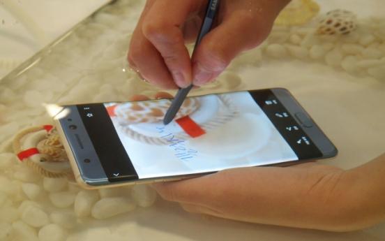100,000 Samsung Galaxy Note 7 phones replaced so far in Korea