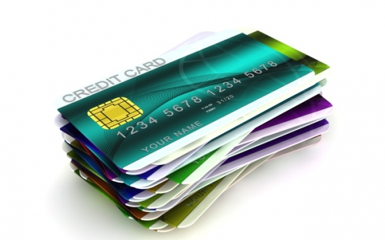 Profits of credit card firms down 13% in H1