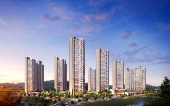 Hyundai Engineering to unveil Hillstate Chojeon in Jinju