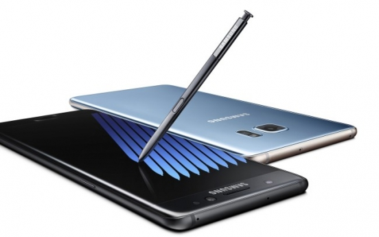 Battery problems persist in refurbished Samsung Galaxy Note 7