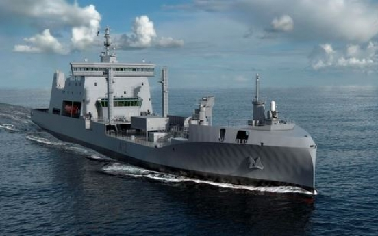 Hyundai Heavy to build New Zealand Navy vessel based on Rolls-Royce design