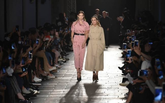 Lauren Hutton revisits 'American Gigolo' for Bottega Veneta