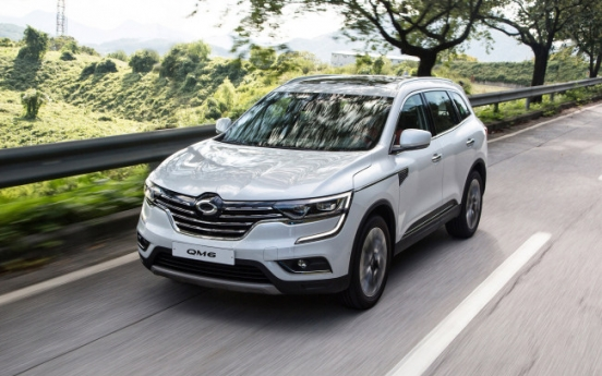 [Behind the wheel] Comfortable and efficient SUV QM6 widens competition