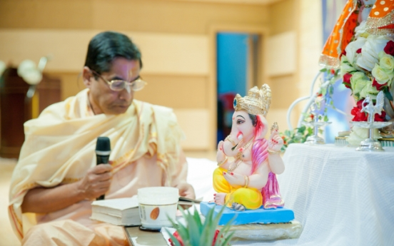 Indian community holds 10th Ganesh Festival
