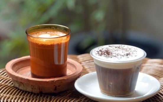 Forward-thinking caffeine at Get Some Coffee