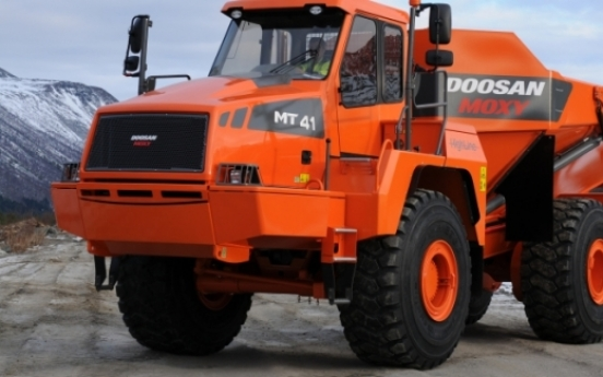 Doosan Bobcat to prematurely redeem loans ahead of IPO