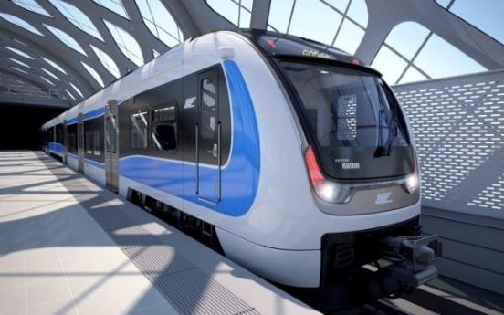 Hyundai Rotem wins W203b train order