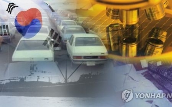 Autos drag down South Korea's industrial output in August
