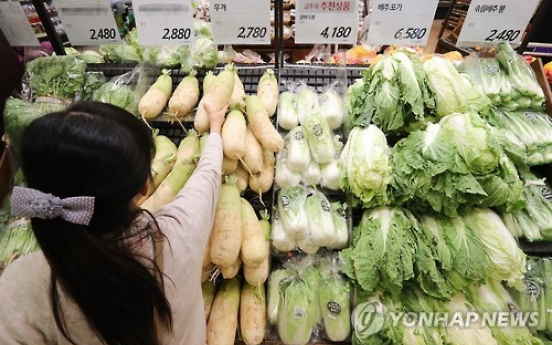 Consumer prices mark sharpest rise in 7 months