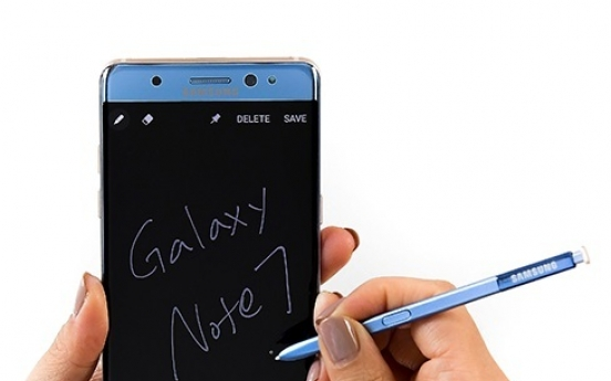 Samsung Galaxy Note 7 could face second recall in US