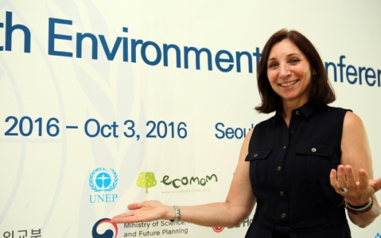 'Youths need to bring curiosity to environment'