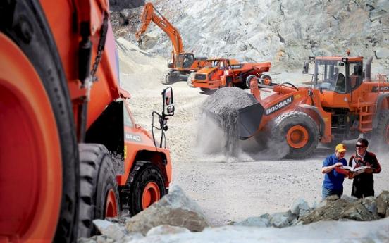 Doosan Bobcat delays IPO amid weak demand