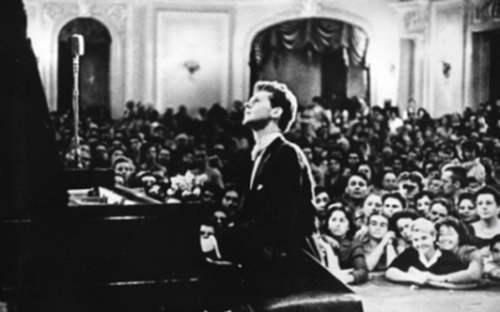 How pianist Van Cliburn captured Russian hearts