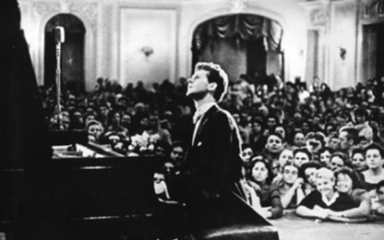 How pianist Van Cliburn captured Russian hearts