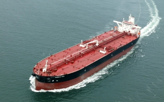 Samsung Heavy receives W240b order for 4 oil tankers