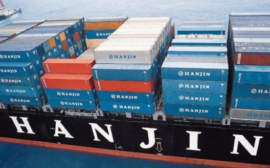 Hanjin Shipping's American routes to go on sale on Oct. 14