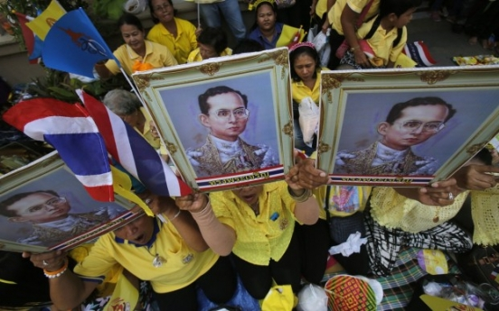 King Bhumibol was Thailand's soft-spoken anchor for 70 years