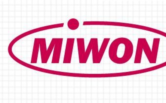 Scandal-hit Miwon Chemicals reports 13% hike in Q3 operating profit