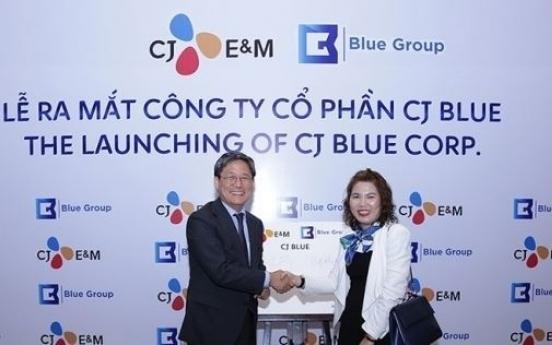 CJ E&M expands into Vietnam, Thailand