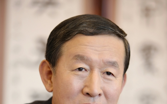 GS chairman stresses ethical business