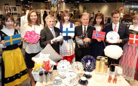 [Photo News] Scandinavian style