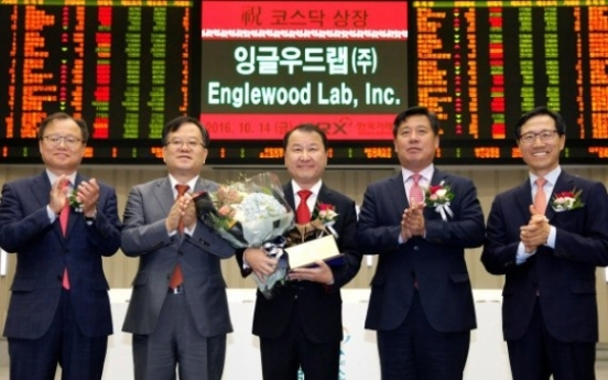 Englewood Lab shares surge over 20%