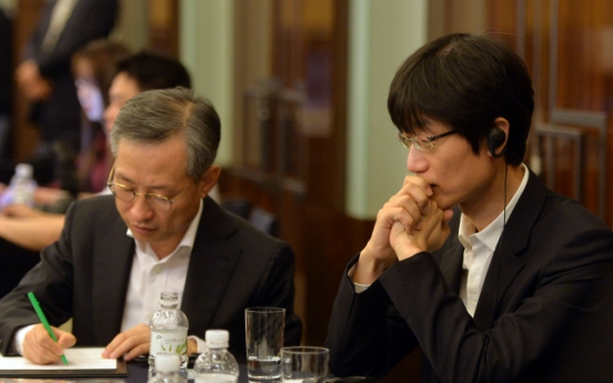 Naver chairman steps down to focus on Europe