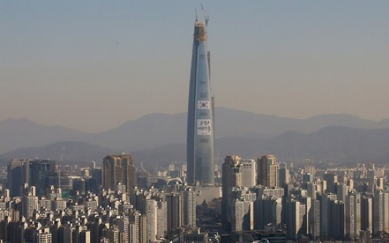 Lotte removes over 8,000 safety hazards in new tower