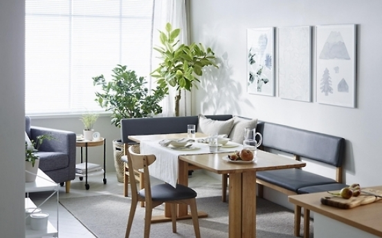 Sales of large furniture increasing