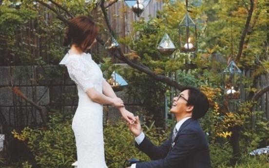 Bae Yong-joon, Park Soo-jin welcome first son
