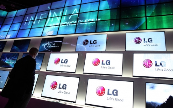 LG Display posts lackluster earnings in Q3