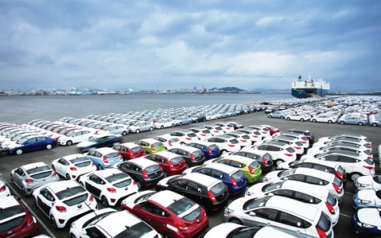 Hyundai Motor projects difficulties in meeting sales target