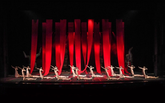 [Herald Review] Contemporary ballet meets Korean folklore in 'Sin-si'