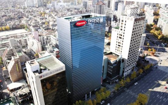Hanmi Pharma's Q3 operating profit plunges 62%